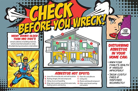 Asbestos & Mold Inspection & Testing